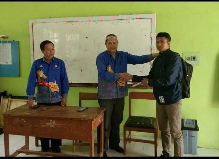 Pak Armansyah   Pindah  Tugas, Jajaran Guru  SMP Negeri 23 SINJAI Bersedih
