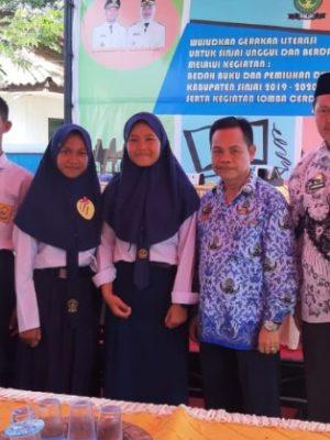 Juara 3 Cerdas Cermat Antar Pelajar SMP dan MTs Se-Kab Sinjai